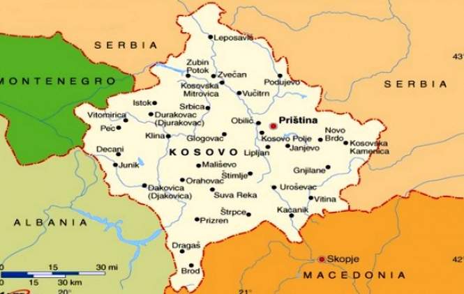 Pet Scenarija Za Resenje Pitanja Kosova