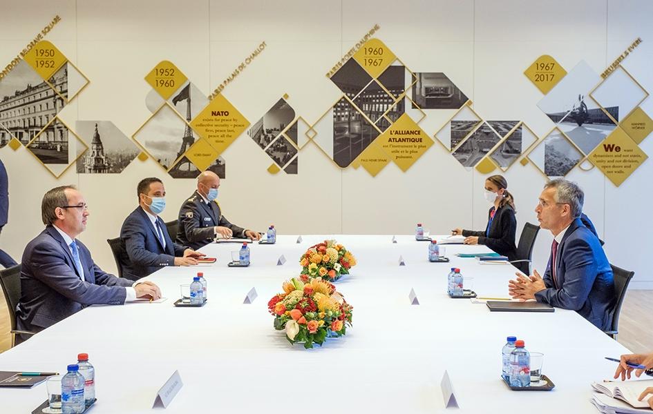 Stoltenberg sa Hotijem o regionalnoj bezbednosti